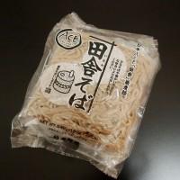 田舍新鮮手打蕎麥麵,一田超市購入,$21.9/三包